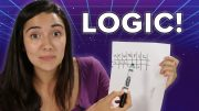 Can You Solve These Logic Riddles?