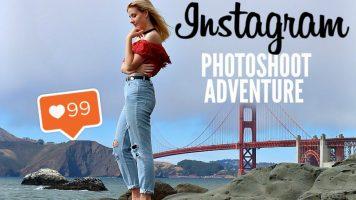 San Francisco Instagram Photoshoot