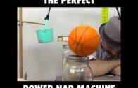 The Perfect Power Nap Machine