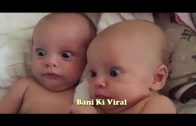 Shocking Reactions Of Funny Babies
