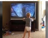 This Super-Kid Made His Own Workout Routine