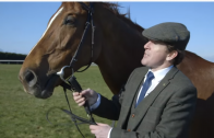World's First Tweed Suit Designed For A Racing Horse