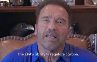Arnold Schwarzenegger On Pollution