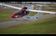 Flying A Super Sports Car With Wings