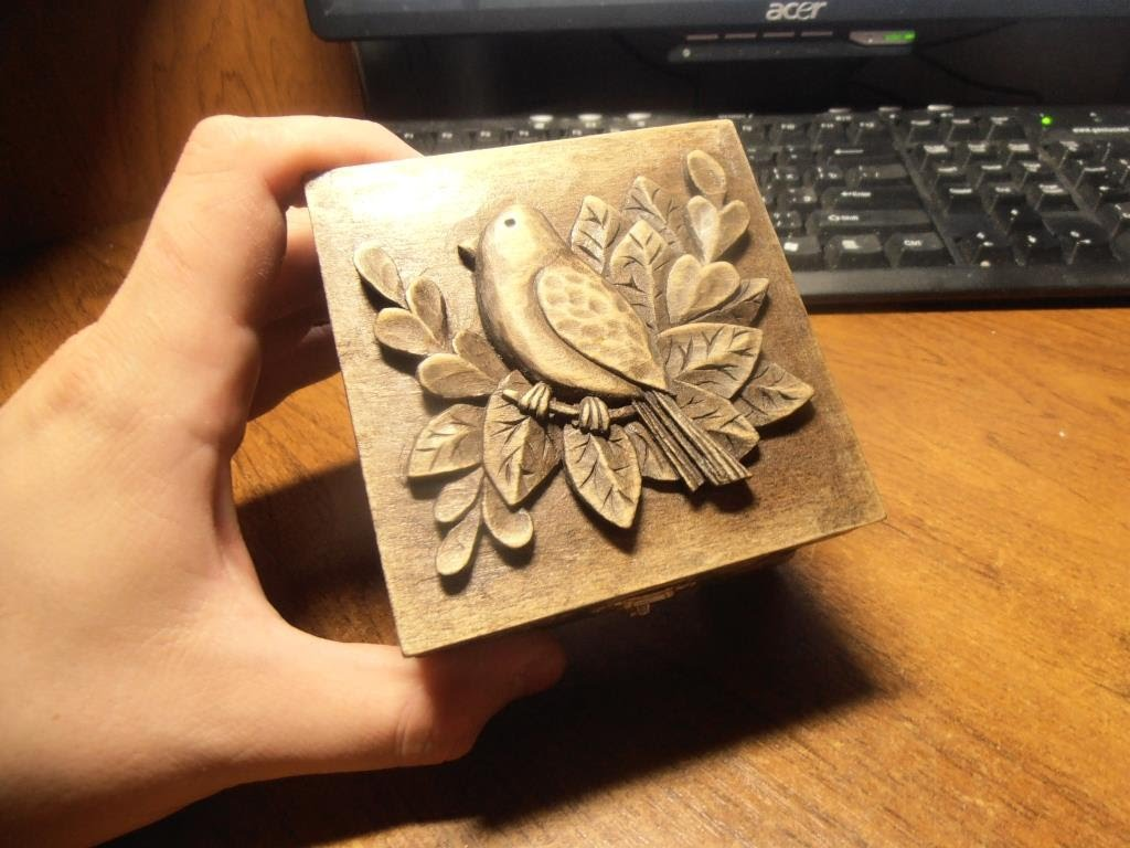 Jewelry Box Carving On Wood Videsta Com