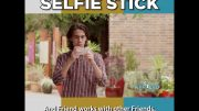 A New Selfie Stick For Selfie Lovers
