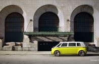 Volkswagen to Unveil An Electric Microbus Concept
