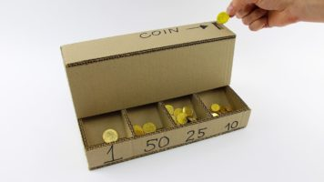 How To Make A Cute Coin Bank