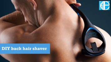 The Quickest And Smoothest Back Shaver Ever