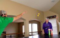 Amazing Ping Pong Trick Shots