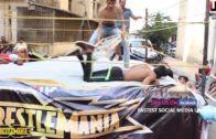 Shocking Indian Street WWE