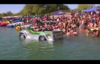 Water Car Amphibious Vehicle