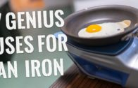 7 Genius Uses For An IRON You Have To See