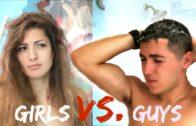 Morning Routine Of Guys Vs Girls