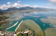 Beautiful Oahu, Hawaii Drone Tour