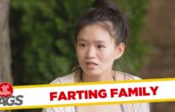 Farting Family Crazy Prank