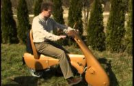 MOVEO – Ultralight Foldable Electric Scooter