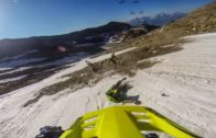 The Megavalanche Glacier Carnage