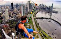 The World's Longest Urban Zip Line