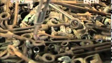Turning Scrap Metal Into Art