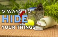 5 Ways To Hide Your Things In Plain Sight