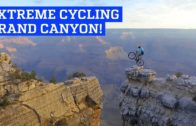 Extreme Cycling At The Grand Canyon