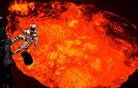 Getting Inside A Volcano